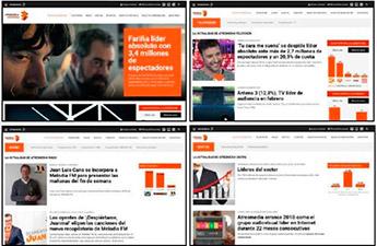 Atresmedia Publicidad renueva su página web