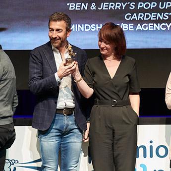 """La agencia de publicidad Proximity Barcelona ganó el Gran Premio AMPE 2018 con la campaña """"Por siempre jamás"""", creada para Audi España."""