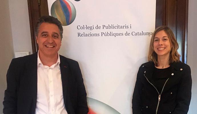 Antonio Traugott, director general del Colegio de Publicitarios y Relaciones Públicas de Cataluña