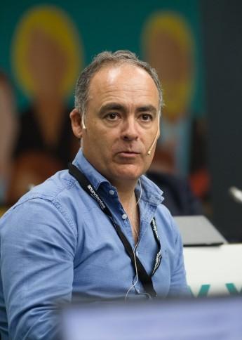 .Javier Rodríguez Zapatero, presidente del Instituto Superior para el Desarrollo de Internet (ISDI), participó en el 13 Foro Profesional de la Asociación Española de Anunciantes (aea).