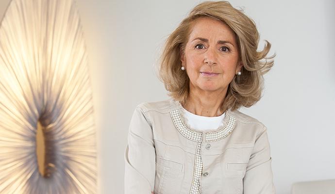 Begoña Elices, presidenta de la Asociación Española de Anunciantes