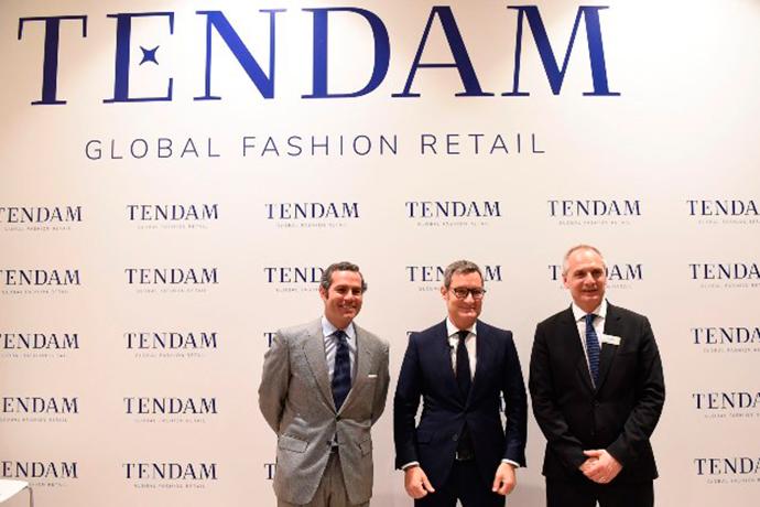 El nuevo branding de Grupo Cortefiel, ahora Tendam, ha sido presentado en el World Retail Congress.