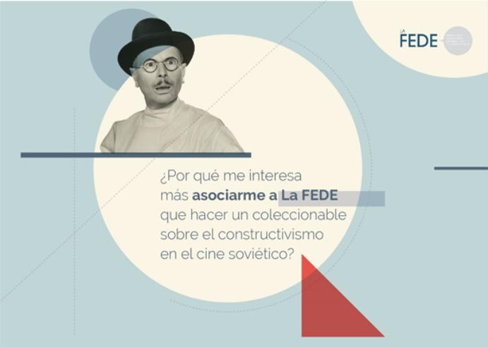 La FEDE ha lanzado una curiosa campaña publicitaria para captar socios.