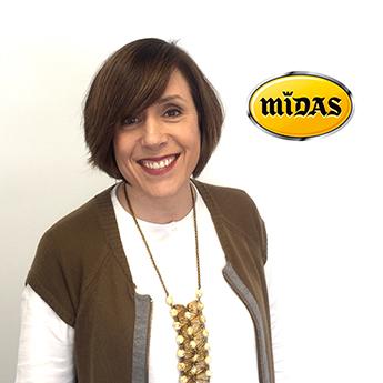 Patricia Suárez, nueva directora de marketing y compras de Midas España
