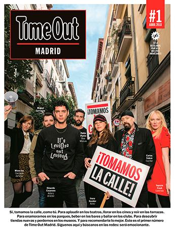 El Grupo Time Out lanza una de sus revistas gratuitas en Madrid, una de las ciudades más fascinantes de Europa.