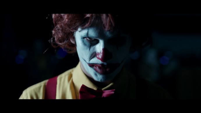 Burger King y Lola MullenLowe Madrid, GP Nacional de Creatividad con 'Scary Clown Night'