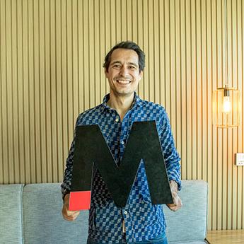 La agencia publicitaria Manifiesto ha fichado a Miguel de María como director creativo de su oficina en Madrid.