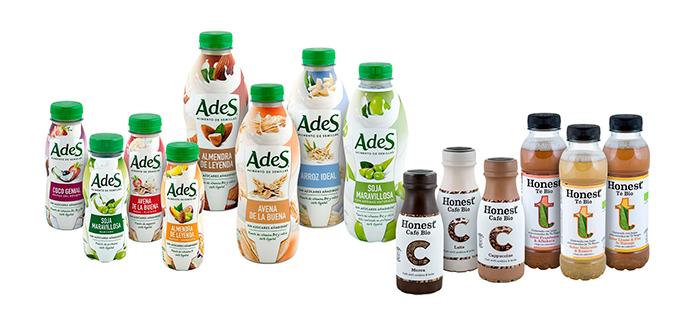 La diversificación por la que apuesta la nueva estrategia de marketing de Coca-Cola se ha plasmado en el lanzamiento de AdeS y Honest, que supone la entrada de la compañía en el sector de las bebidas vegetales y ecológicas.
