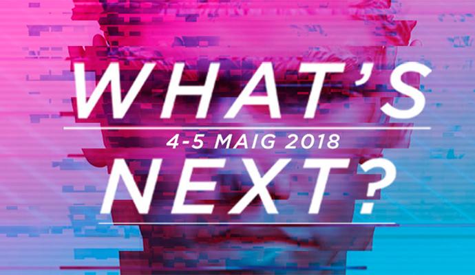 Sitges Next 2018 apuesta por las nuevas experiencias en comunicación