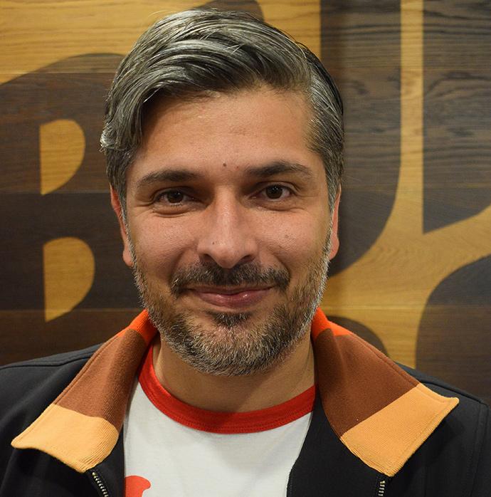 Fernando Machado, global chief officer de Burger King, opina que la creatividad es el modelo de negocio más rentable para una empresa.