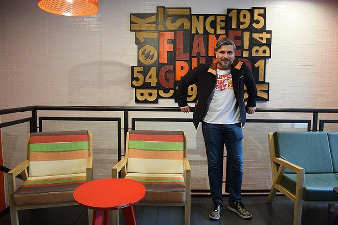 """Fernando Machado, global chief marketing officer de Burger King, trabajó durante casi 20 años en Unilever y fue uno de los artífices de la campaña """"Real Beauty"""" de Dove."""