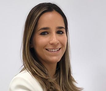 Lina Calzado, subdirectora operativa de negocio digital del grupo editorial Condé Nast.
