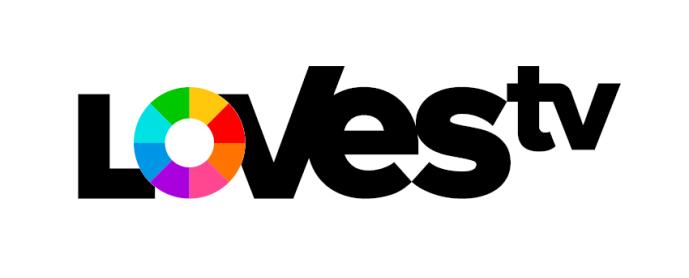 Logotipo de LOVEStv, la nueva plataforma de contenidos de RTVE, Atresmedia y Mediaset.