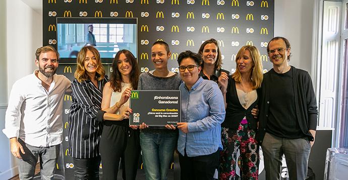 McDonald's reta a los futuros marketinianos a crear el futuro de la comunicación