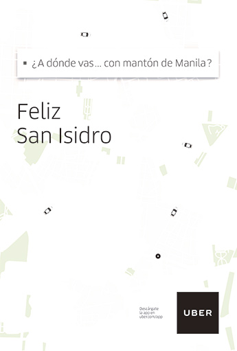 Shackleton gana la cuenta publicitaria de Uber en el mercado español