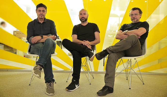 TBWA\España reorganiza su departamento creativo