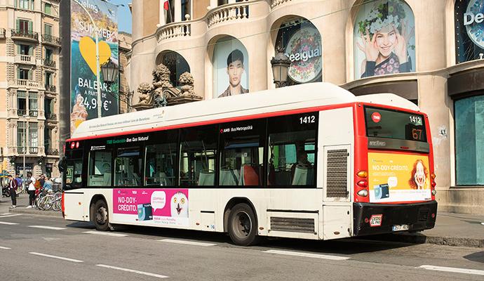 La campaña publicitaria de lanzamiento de las tarjetas prepago PocketPay, de venta en estancos y no asociadas a ninguna cuenta corriente,  se ha llevado a cabo de forma simultánea en Madrid y Barcelona.