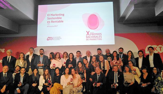Central Lechera Asturiana se ha alzado con el máximo galardón en la décima edición de los Premios Nacionales de Marketing.
