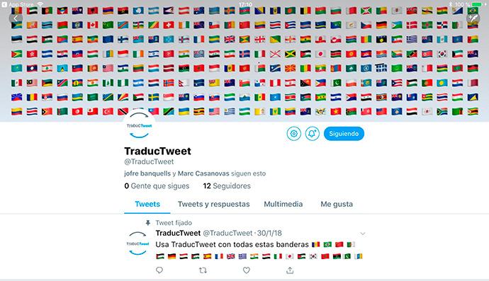 Nueva herramienta social media desarrollada por la agencia Ogilvy que permite tuitear en cualquier idioma.