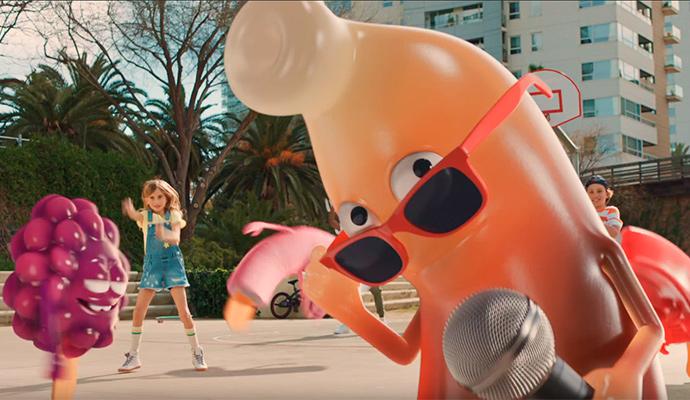 La campaña de lanzamiento de Frigo Chuches, la nueva marca de helados de Frigo, ha sido realizada por la agencia Manifiesto.