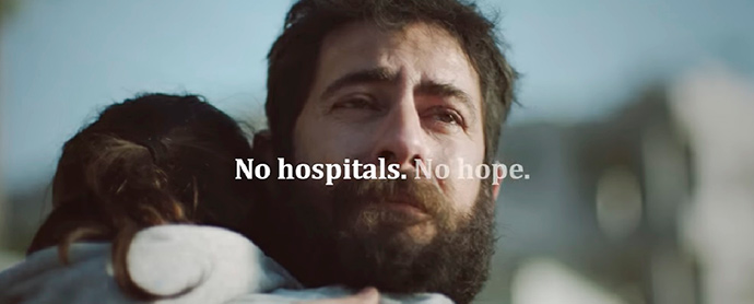 """Hope"" dela agencia madrileña Sra.Rushmore se ha alzado con el Grand Prix de Film Craft en Cannes Lions 2018."
