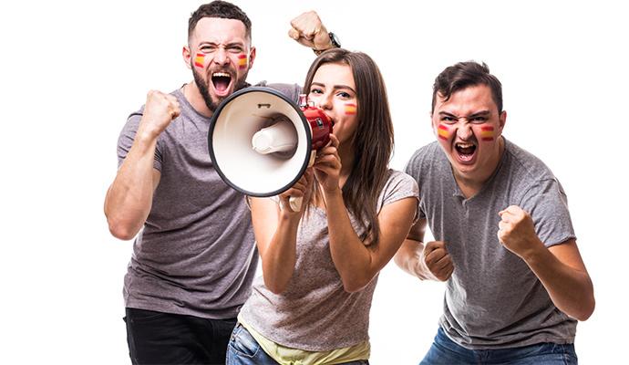 Una investigación de mercado ha analizado cómo será el comportamiento de los españoles durante los días de celebración del Mundial 2018.