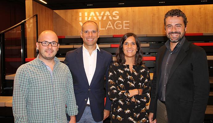 Nuevas incorporaciones en Havas Programmatic Hub