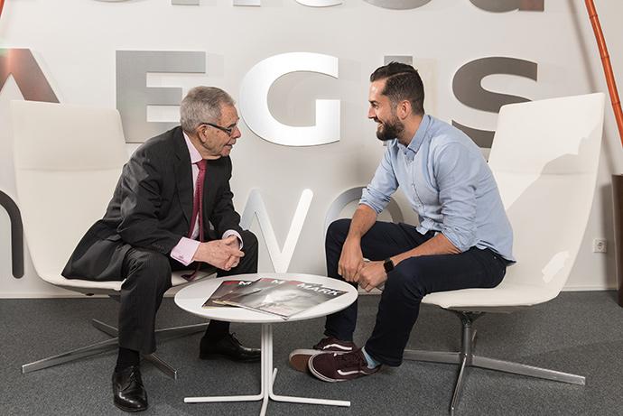 Miguel de Haro, fundador de IPMARK y fallecido el 6 de julio de 2018, concedió su última entrevista a Dentsu Aegis Network el pasado mes de mayo, con motivo del 55º aniversario de IPMARK.