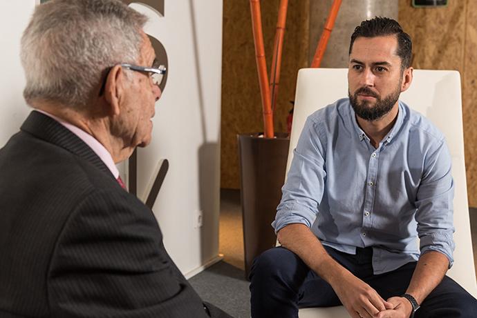 Última entrevista de Miguel de Haro, fundador de IPMARK, con motivo del 55º aniversario de la revista.