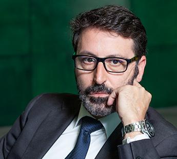 Roberto Mariscal, director de marketing operativo, digital y publicidad de Santalucía