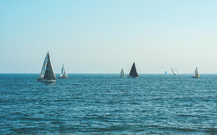 Un océano limpio y navegable