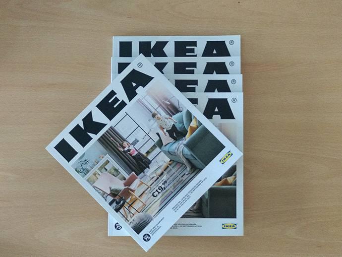 Geobuzón, unidad de marketing directo y buzoneo de Geobuzón, lleva más de 19 años distribuyendo del catálogo de Ikea.