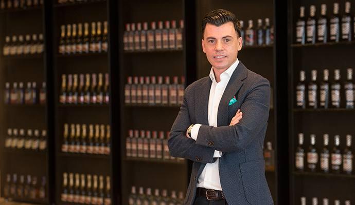 El español Paco Recuero, director global de innovación de Pernod Ricard