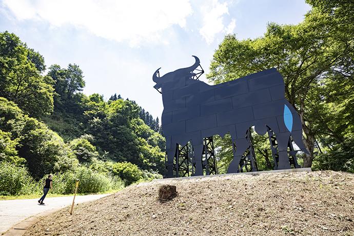 El Toro de Osborne, más japonés que nunca