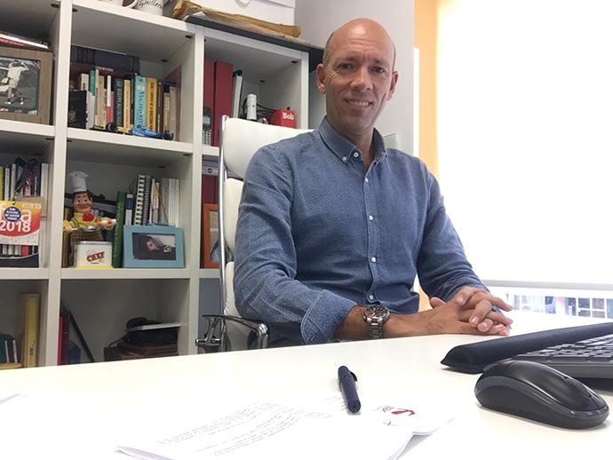 Guillermo Hernández, director general de Mediasapiens.