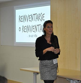 Beatriz Álvarez, directora de marketing de Varma.