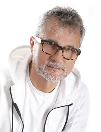 El diseñador francés Fabrice Petier.