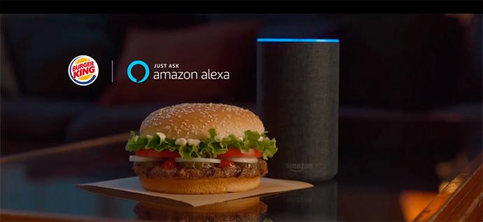 La Despensa firma la campaña de Alexa de Burger King