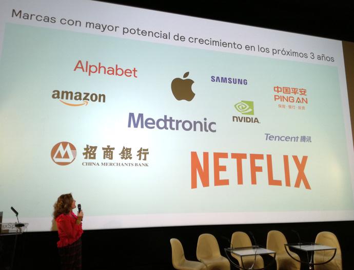 """Disney, Inditex y Netflix, marcas """"a prueba de futuro"""""""