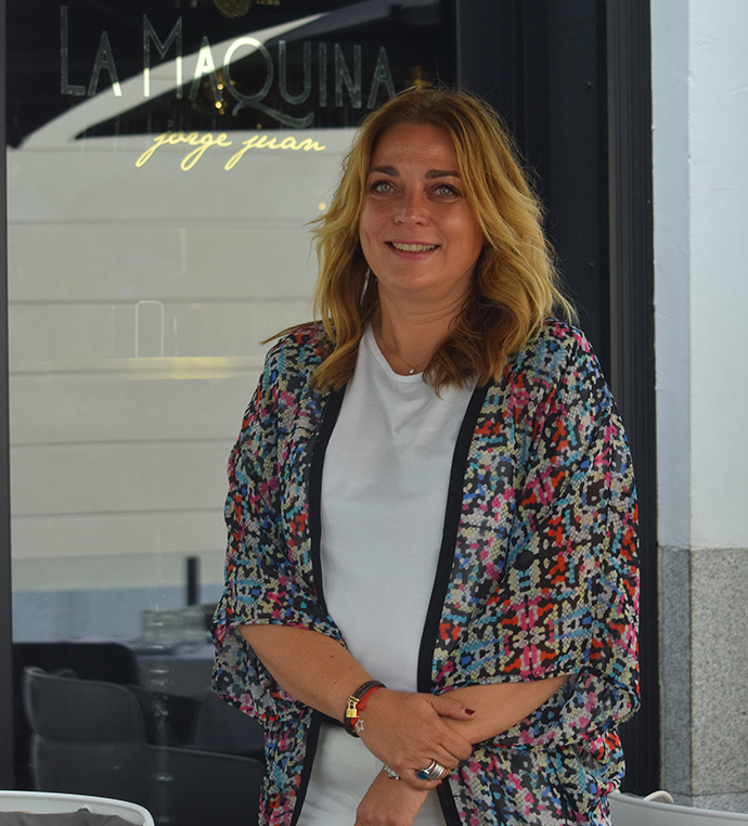 Mónica Börner, directora de Marketing corporativo de Mahou Cinco Estrellas.
