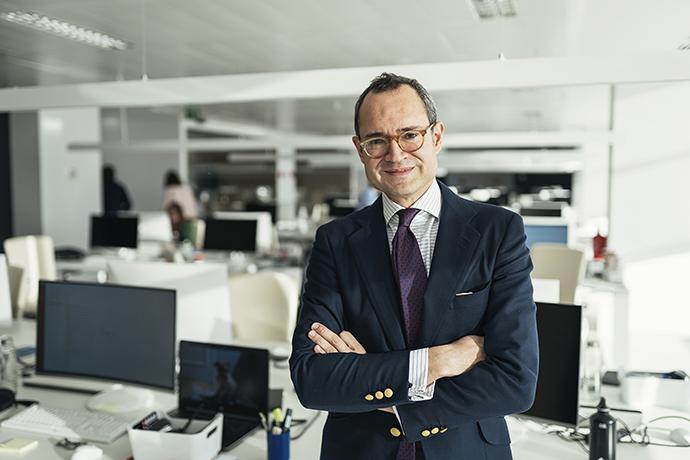 José María López-Galiacho, director de acciona Producciones y Diseño (APD).
