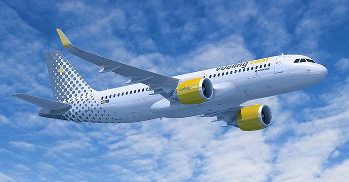 Vueling, la primera aerolínea española que introduce el audio logo en su empresa.