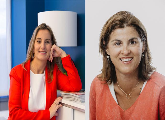 Belén Frau y Asunta Enrile serán la nueva subdirectora de Operaciones del Grupo y la directora general en Italia, respectivamente.