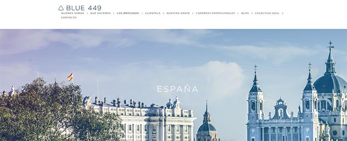 Blue 449, la nueva agencia de Lactalis en España
