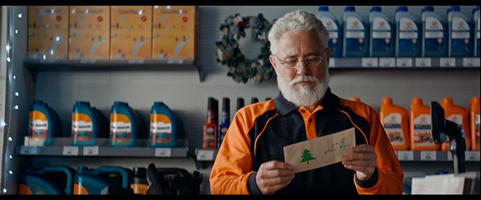 McCann firma el cuento de Navidad de Repsol