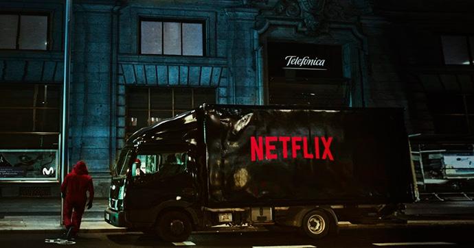 Movistar suma Netflix a sus paquetes de Fusión