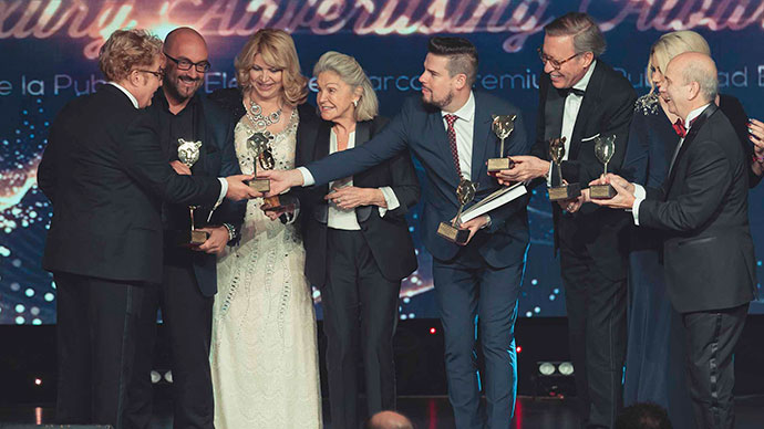 Peanuts&Monkeys, gran vencedora en los Luxury Advertising Awards