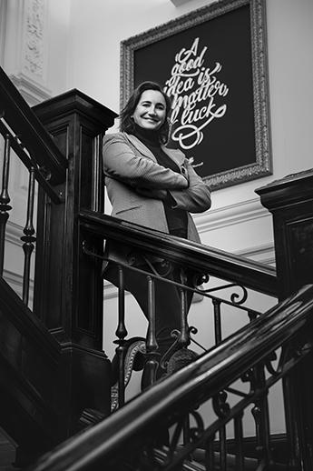 Amaya Coronado, nueva CEO de Lola MullenLowe España.