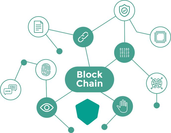 """Para muchos, el término """"blockchain"""" es sinónimo de bitcoin, el dinero electrónico creado en 2008 por Satoshi Nakamoto."""