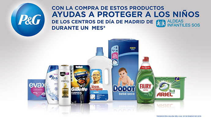 La campaña arranca el día ocho de enero hasta el 23 en los supermercados Ahorra Más de la Comunidad de Madrid.